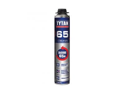 Пена профессиональная Tytan 65  О2 750 мл в Челябинске