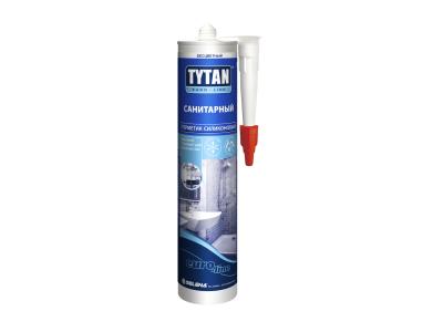 Силикон санитарный TYTAN EURO-LINE белый 290 мл в Челябинске