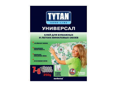 Клей обойный Tytan УНИВЕРСАЛ в Челябинске