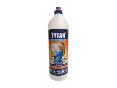 Клей полимерный евродекор TYTAN EUROLINE  1 л/9шт/ в Челябинске