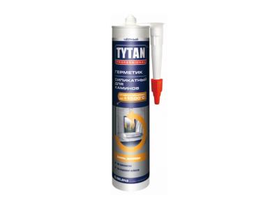 Tytan Professional герметик для каминов черный 280 мл в обновленной упаковке в Челябинске
